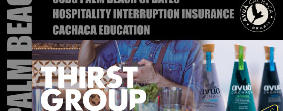 "09/08/20 ""Hospitality Interruption Insurance & Cachaca Education"""