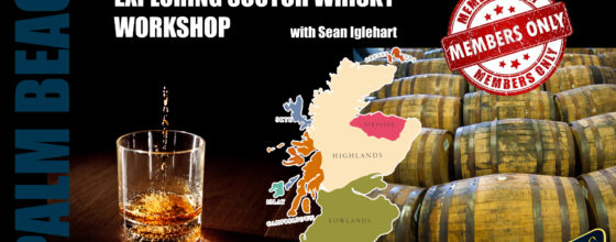 "01/07/15 ""Exploring Scotch Whisky Workshop"" at Sweetwater"