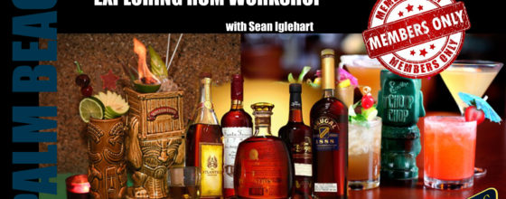 "03/04/15 ""Exploring Rum Workshop"" at Sweetwater"