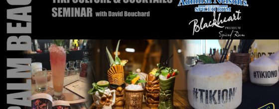 "5/11/15 ""Tiki Cocktails"" sponsored by Heaven Hill"