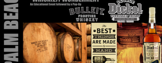 "6/23/14 ""Whisk(e)y Wonderment"" seminar sponsored by George Dickel"