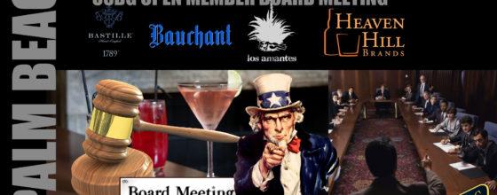 6/30/15 USBG Open Member Board Meeting