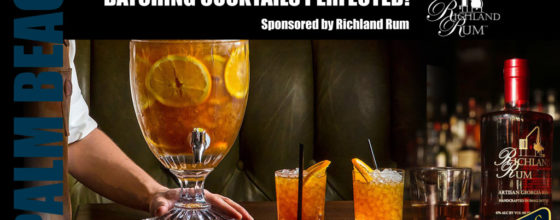 "9/22/15 ""Batching Cocktails Perfected!"" sponsored by Richland Rum"