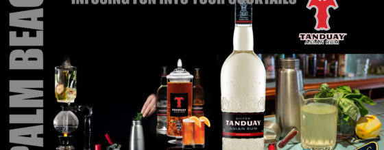 "9/24/14 ""Infusing Fun into your Cocktails"" sponsored by Tanduay Asian Rum"