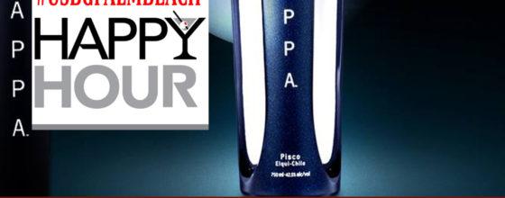 """10/27/14 """"Kappa Pisco  Happy Hour"""" at The Alchemist"""