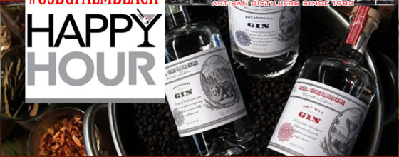 "01/29/14 ""St George Spirits  Happy Hour"" at Rebel House"