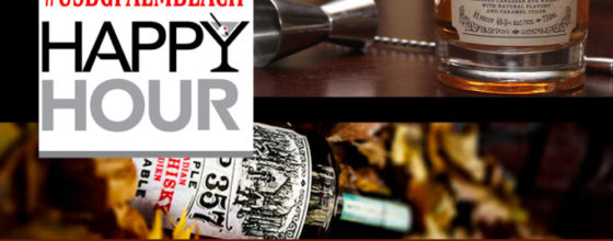 3/10/14 USBG Happy Hour sponsored by Tap 357 Maple Rye Whisky