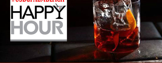 5/20/15 USBG Happy Hour with Campari