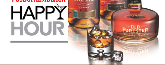 6/17/15 USBG Happy Hour sponsored by Old Forester