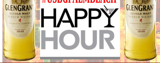 "9/30/13 ""Happy Hour"" sponsored by GlenGrant Single Malt"