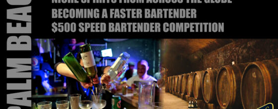 """07/20/21 """"Becoming a Faster Bartender"""""""